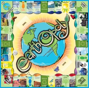 eco-friendly game Earthopoly