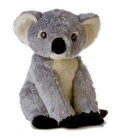 Aurora naturally eco-plush made from soy and Kapok
