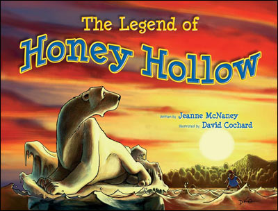 The Legend of Honey Hollow