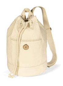 Organic Cotton Shoreline Backpack