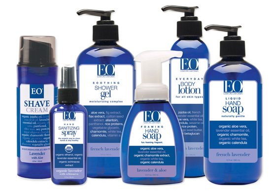 EO natural products for your family\'s personal beauty needs
