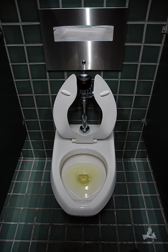 Back To School Toilet Seats Are Cleaner Than Cafeteria Trays