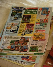 Scholastic book orders suck